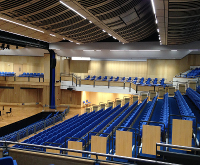 Sound absorbing joinery - Acoustic Joinery