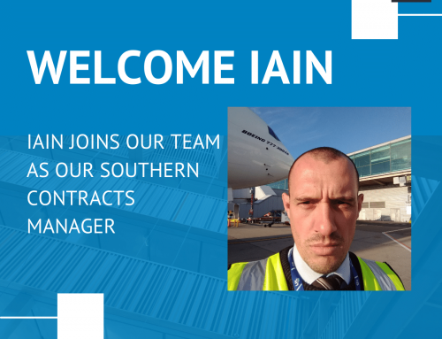 Iain joins team WJL as Southern Contracts Manager!