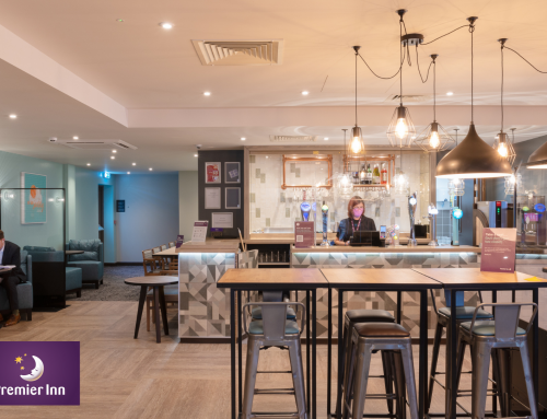 Commercial Joinery for Premier Inn Projects